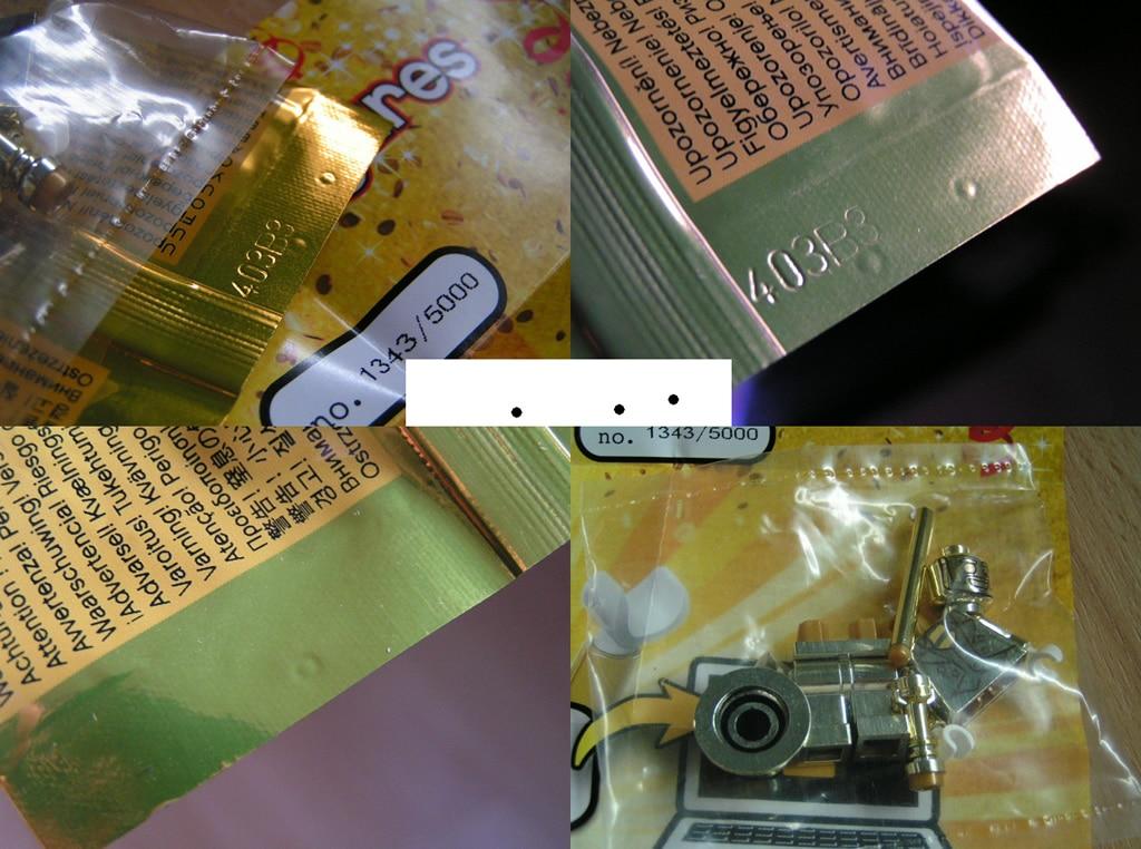 Comment trouver mr gold lego ? La réponse est sur Admicile.fr