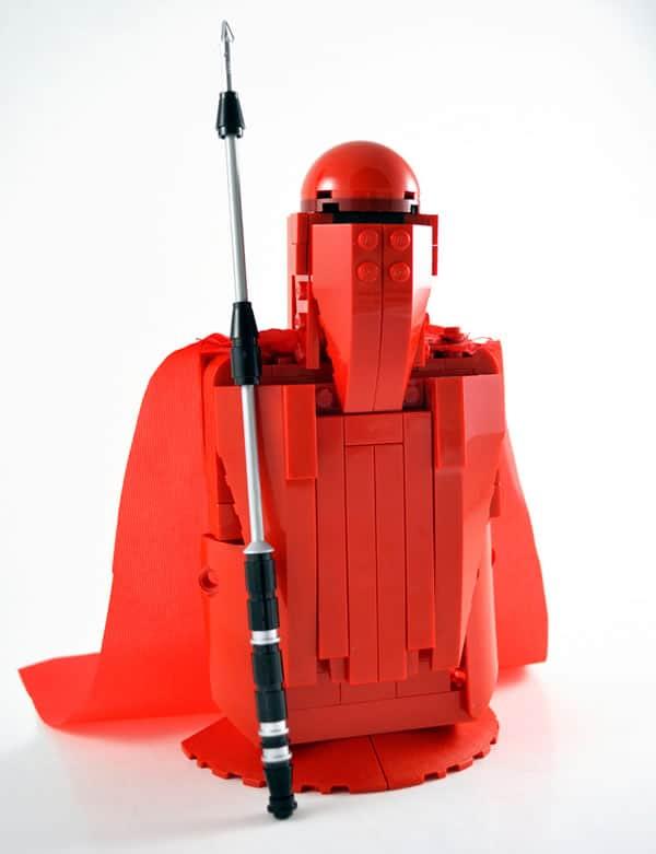 LEGO Star Wars Emperor's Royal Guard par Omar Ovalle