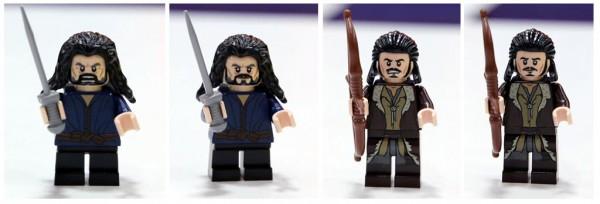 LEGO The Hobbit 79013 Lake Town Chase