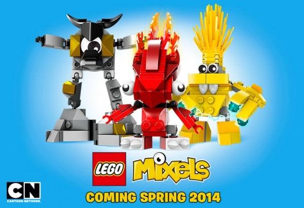 LEGO Mixels...Yeaaahhh
