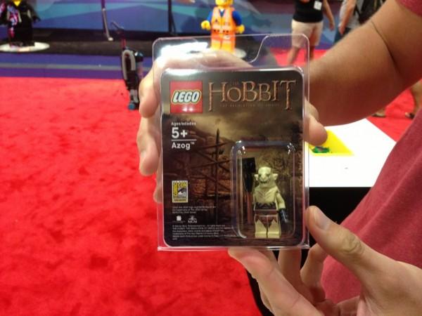 San Diego Comic Con - Azog Exclusive Minifig