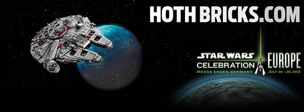 Hoth Bricks @ Star Wars Celebration Europe
