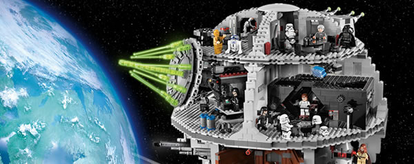 LEGO Star Wars 10188 Death Star : Le set qui ne voulait pas mourir