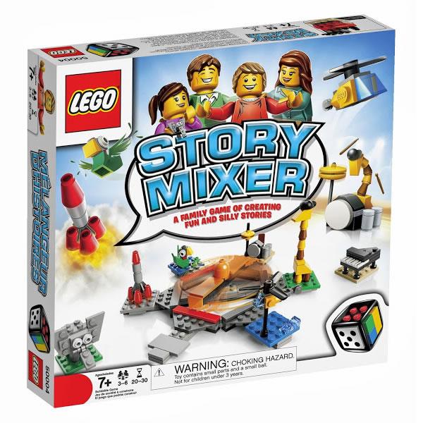 LEGO 50004 Story Mixer