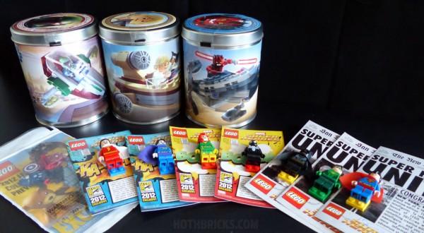 Comic Con 2013 & Celebration Europe II : Quels seront les produits exclusifs LEGO ?