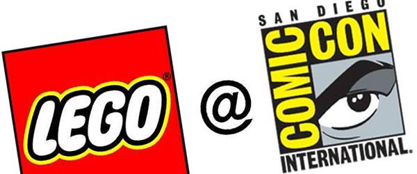 Sondage LEGO @San Diego Comic Con 2013