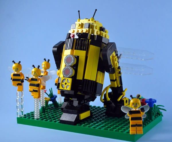 R2-Bee2 par Omar Ovalle