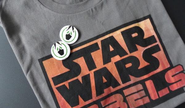 Star Wars Rebels swag @ Celebration Europe 2013