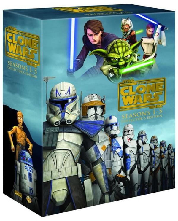 The Clone Wars saison 5