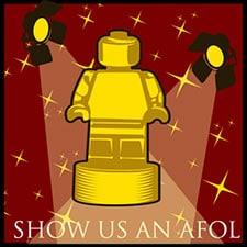 Show Us An AFOL Rebrick Competition