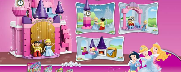 LEGO DUPLO Disney Princess