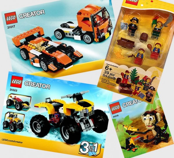 New LEGO stuff 2013/2014