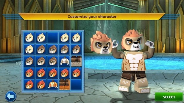 Lego legends of chima online passe en open beta hoth bricks - Personnage lego chima ...