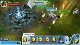 LEGO Legends of Chima Open Beta