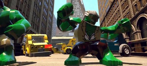 LEGO Marvel Super Heroes Stan Lee Trailer