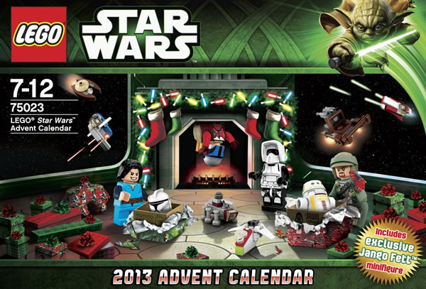 LEGO STar Wars 75023 Advent Calendar