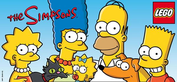 LEGO The Simpsons - Bientôt sur http://www.springfieldbricks.com/ ;-)