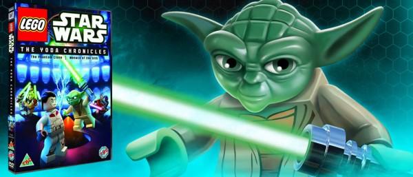 DVD The Yoda Chronicles