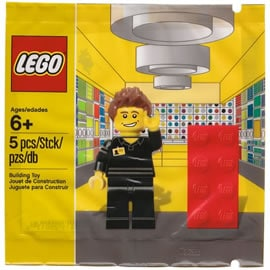 5001622 LEGO Employee