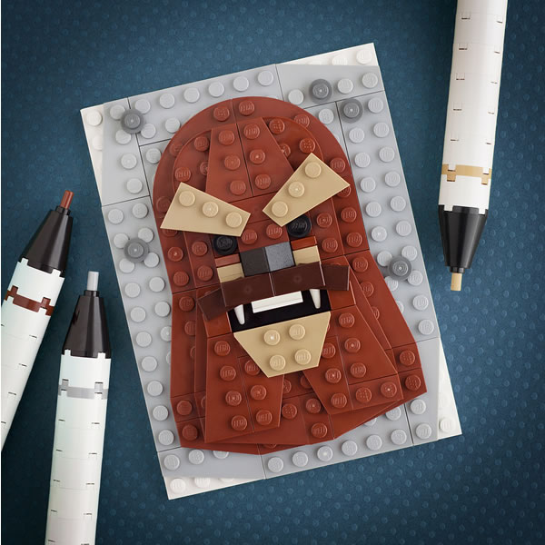 Chewbacca par Chris McVeigh