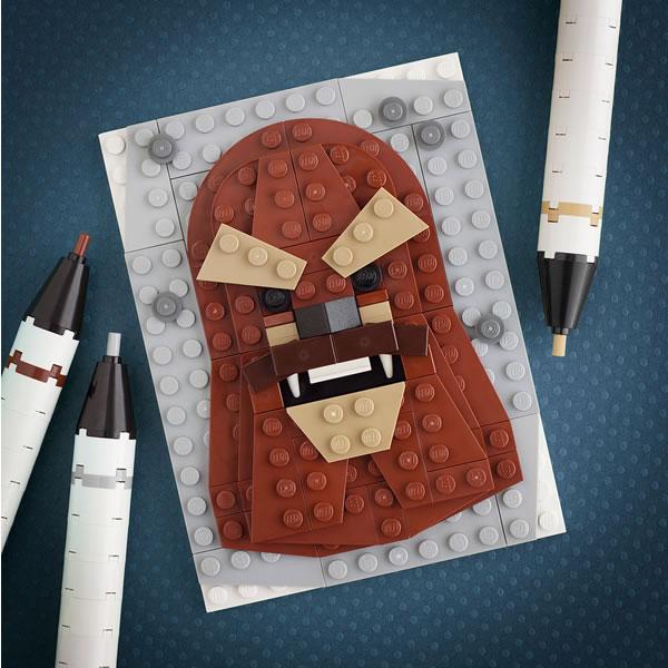 Chewbacca par Chris McVeigh