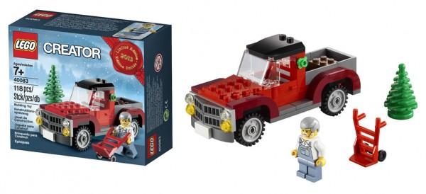 40082 LEGO 2013 Holiday Set