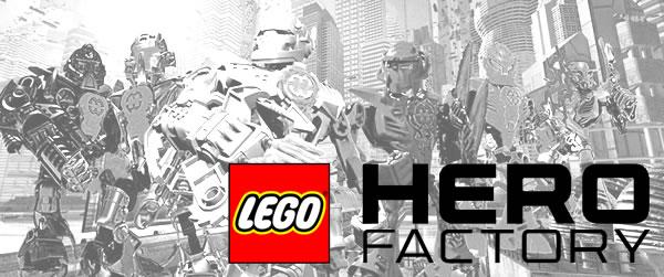 LEGO Hero Factory 2014