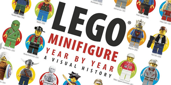 LEGO Minifigure Year by Year : A Visual History