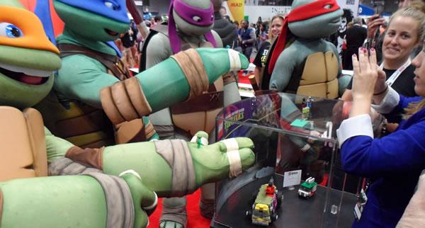LEGO @ NYCC 2012