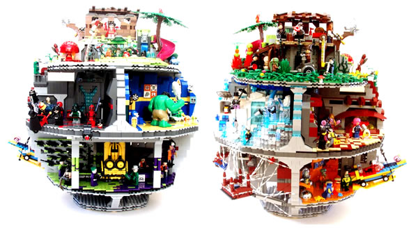 LEGO Super Heroes Death Star