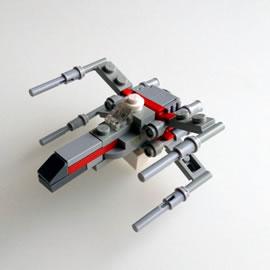 mini X-Wing par Didb