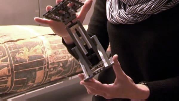 On peut tout faire avec du LEGO....