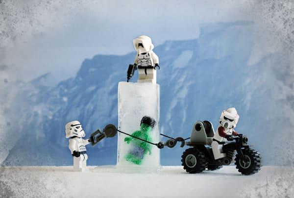 LEGO Photography par Samsofy