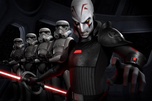 Star Wars Rebels @NYCC 2013