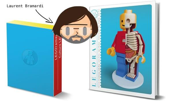 LEGOramart : L'interview de Laurent Bramardi