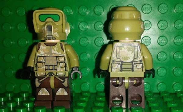 LEGO Star Wars 75035 Kashyyyk Troopers Battle Pack