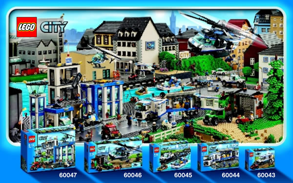 LEGO City 2014
