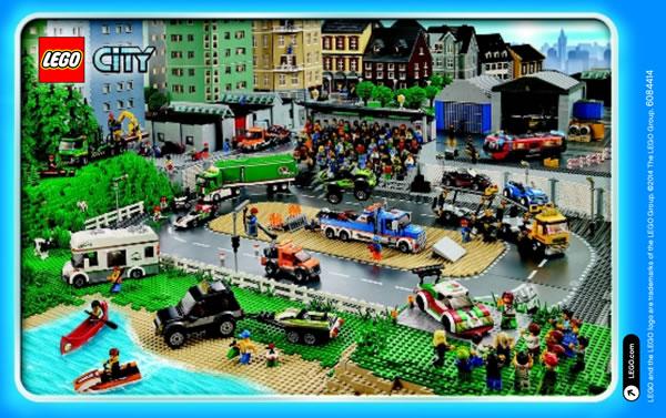 LEGO Great Vehicles 2014