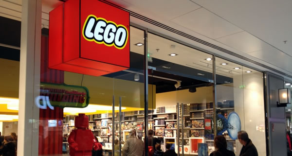 LEGO Store So Ouest