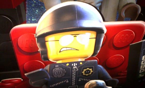 LEGO The Movie : Bad Cop