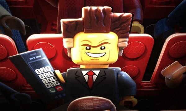 LEGO The Movie : Lord Business