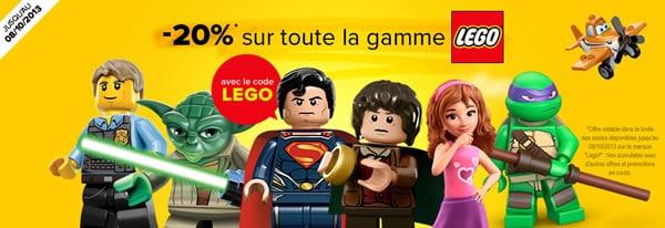 LEGO @ Maginéa