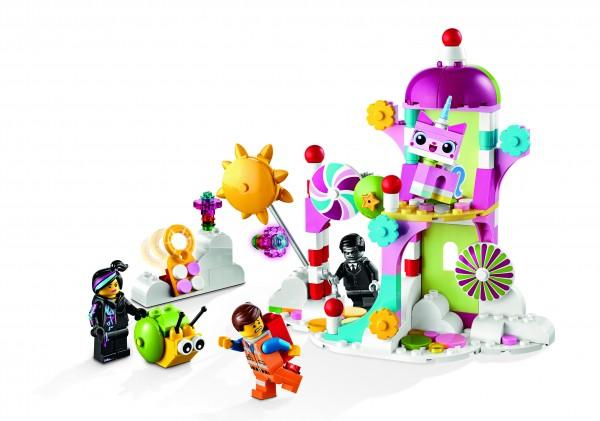 The LEGO Movie : 70803 Cloud Cuckoo Palace