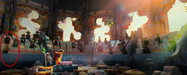 The LEGO Movie Collectible Minifigs : Luchador
