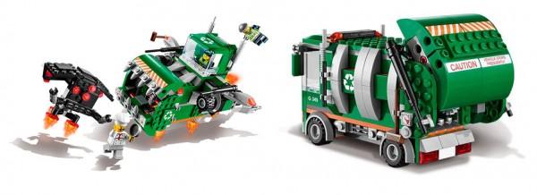 70805 Trash Chomper (Alternate Build)