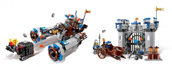 70806 Castle Cavalry (Alternate Build)