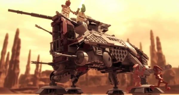 LEGO Star Wars 75019 AT-TE