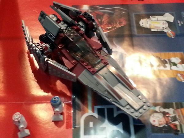 LEGO Star Wars 75039 V-Wing Fighter