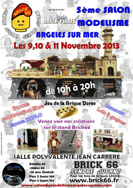 5ème Salon du modélisme @ Argelès sur Mer