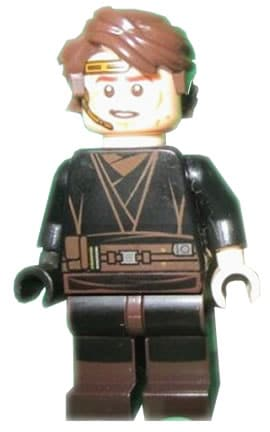75038 Jedi Interceptor : Anakin Skywalker